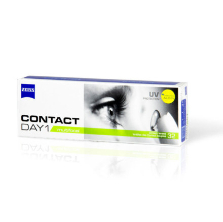 Contact Day 1 Multifocal 32 lenti > Zeiss
